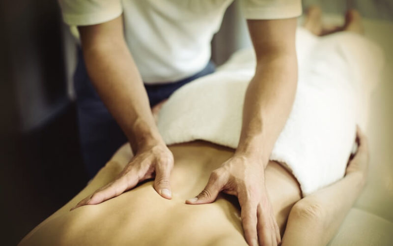 Klassische Massagetherapie Berlin Steglitz